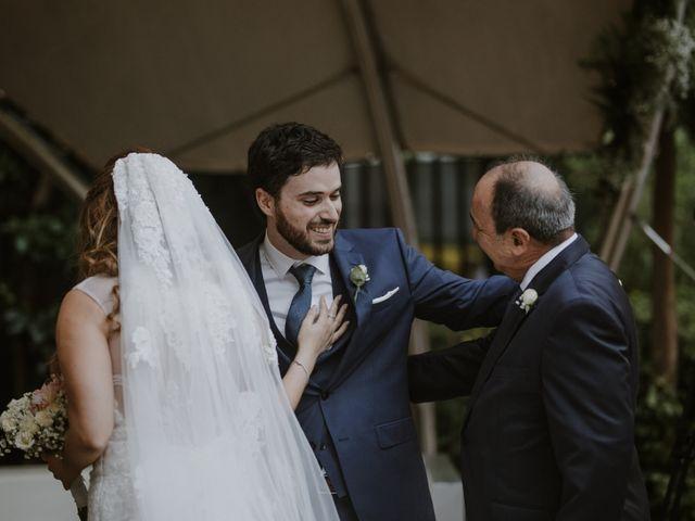 La boda de Andreu y Anet en Valencia, Valencia 74
