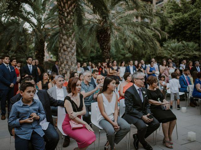 La boda de Andreu y Anet en Valencia, Valencia 76