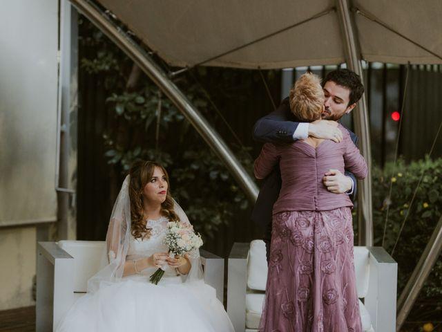 La boda de Andreu y Anet en Valencia, Valencia 83