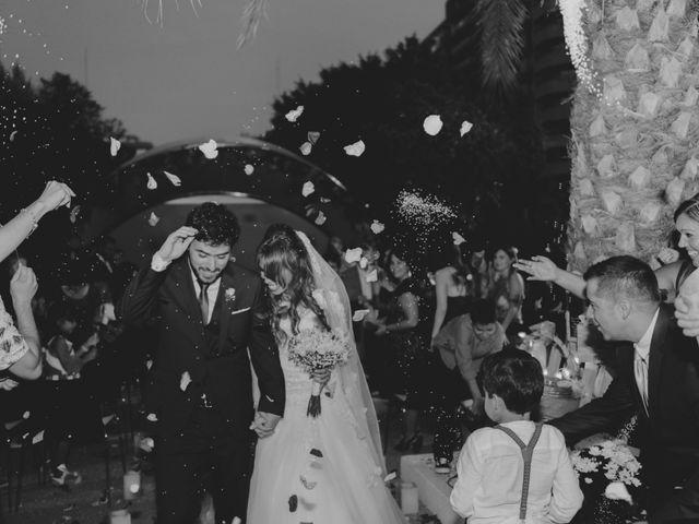 La boda de Andreu y Anet en Valencia, Valencia 90