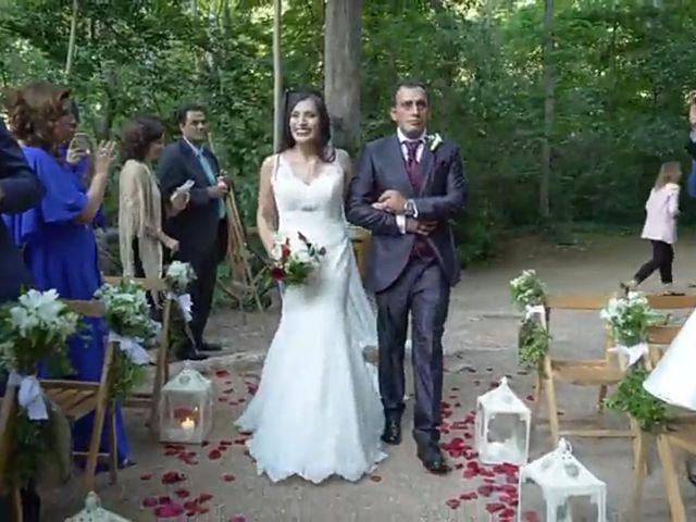 La boda de Priscila y Diego en Monasterio De Piedra, Zaragoza 7