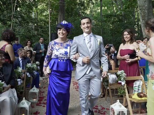 La boda de Priscila y Diego en Monasterio De Piedra, Zaragoza 8