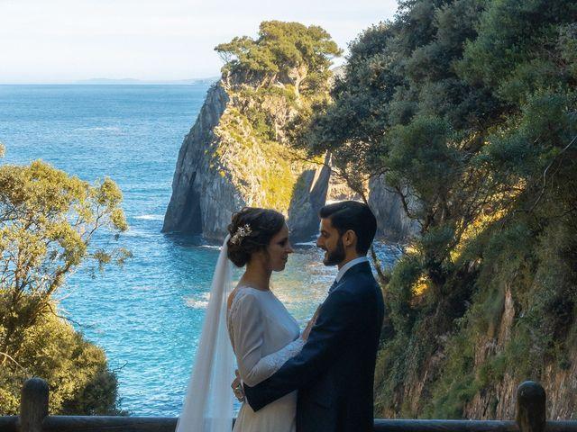 La boda de Mercedes y Manu