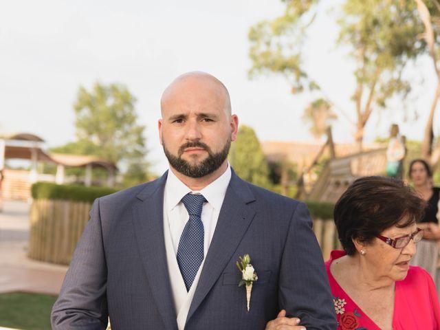 La boda de Jose y Jordana en El Palmar, Valencia 2