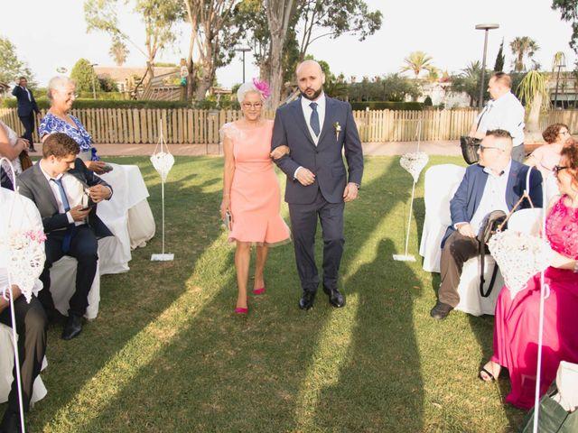 La boda de Jose y Jordana en El Palmar, Valencia 3