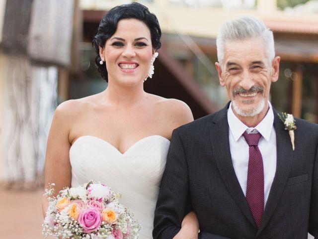 La boda de Jose y Jordana en El Palmar, Valencia 4