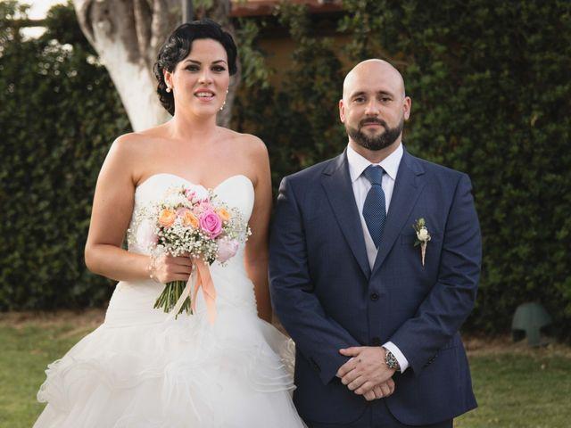 La boda de Jose y Jordana en El Palmar, Valencia 8
