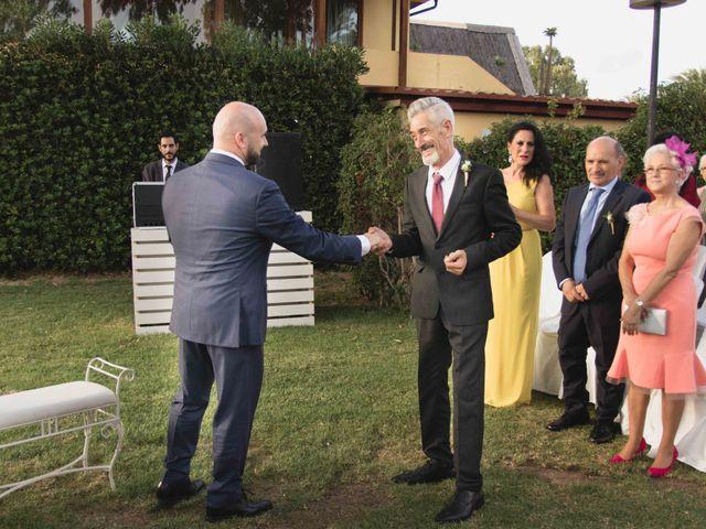 La boda de Jose y Jordana en El Palmar, Valencia 9