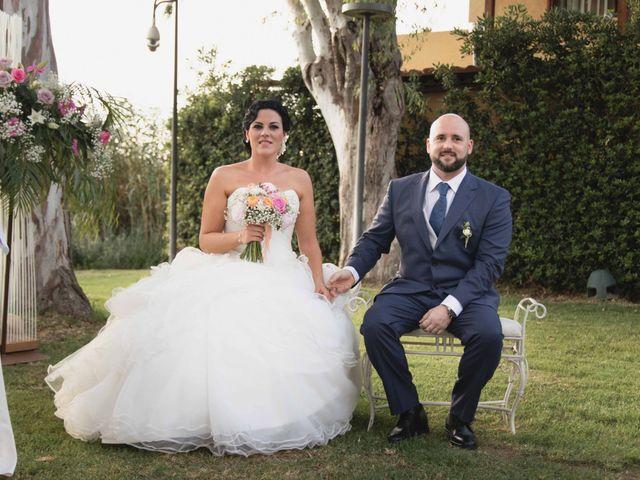 La boda de Jose y Jordana en El Palmar, Valencia 10