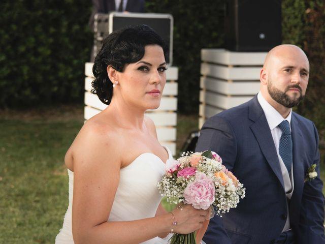 La boda de Jose y Jordana en El Palmar, Valencia 11