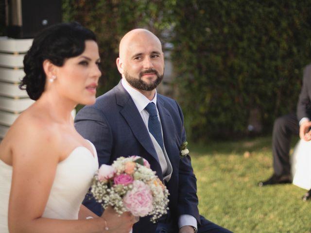 La boda de Jose y Jordana en El Palmar, Valencia 13