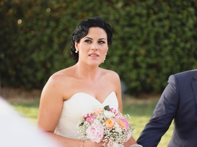 La boda de Jose y Jordana en El Palmar, Valencia 14