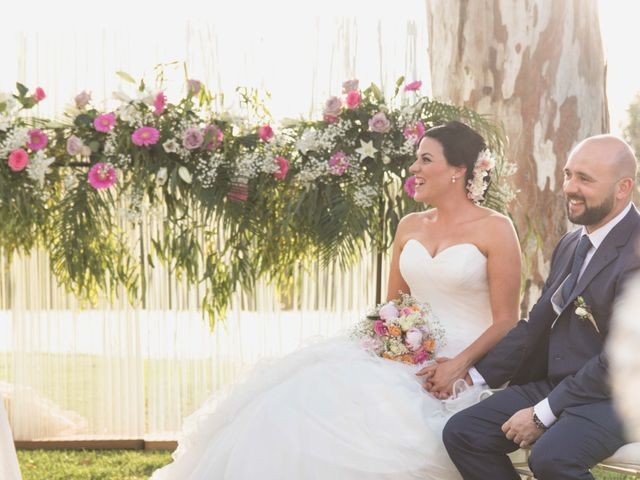 La boda de Jose y Jordana en El Palmar, Valencia 15