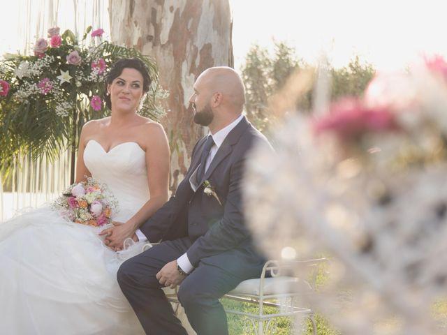 La boda de Jose y Jordana en El Palmar, Valencia 16