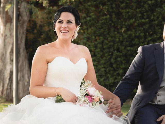 La boda de Jose y Jordana en El Palmar, Valencia 18