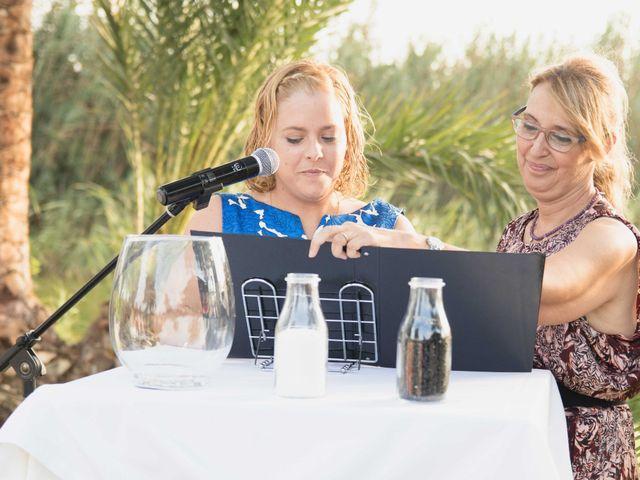 La boda de Jose y Jordana en El Palmar, Valencia 22