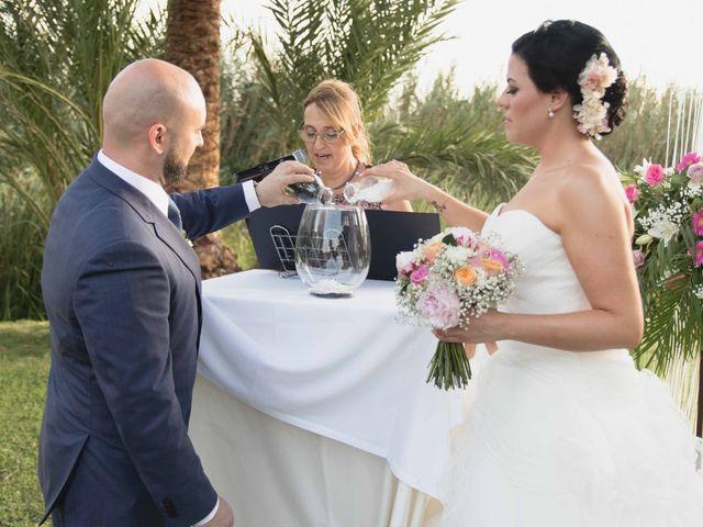 La boda de Jose y Jordana en El Palmar, Valencia 24