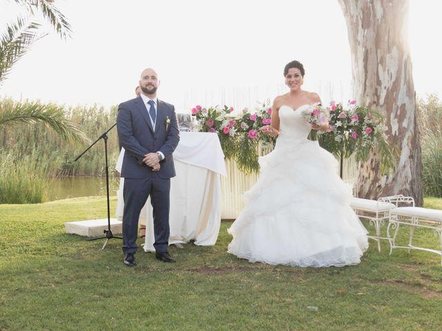 La boda de Jose y Jordana en El Palmar, Valencia 29