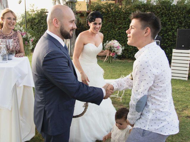 La boda de Jose y Jordana en El Palmar, Valencia 31