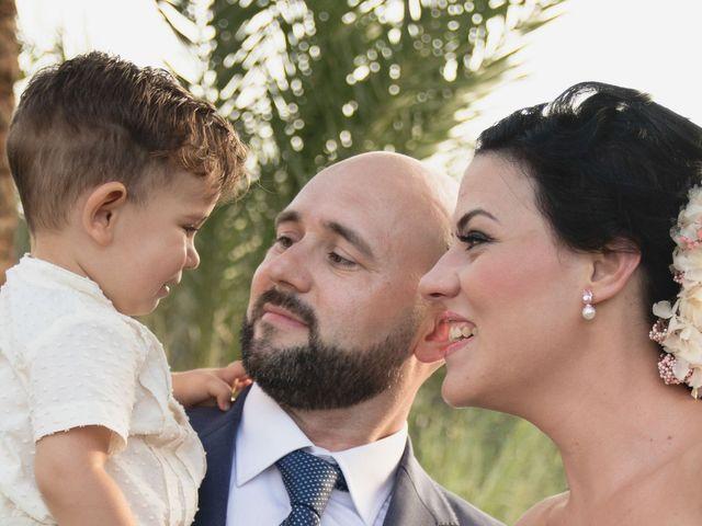 La boda de Jose y Jordana en El Palmar, Valencia 32