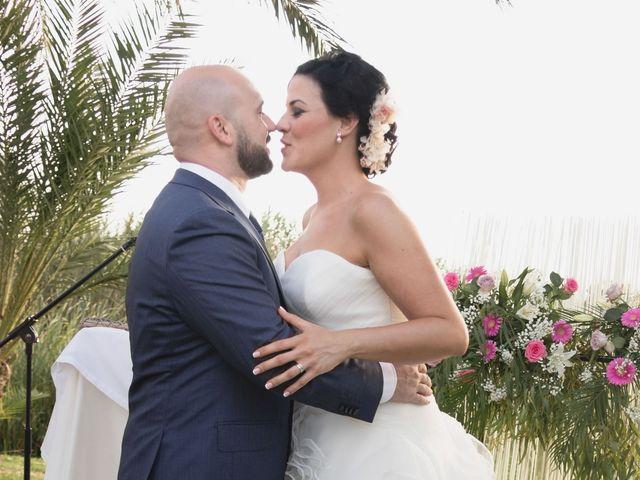 La boda de Jose y Jordana en El Palmar, Valencia 34