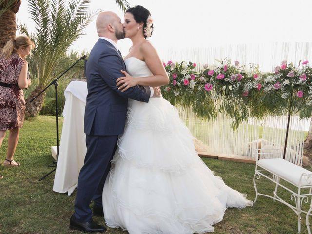 La boda de Jose y Jordana en El Palmar, Valencia 35