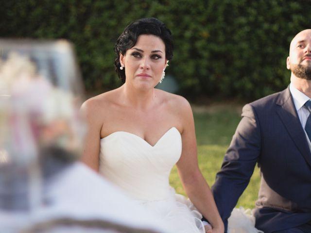La boda de Jose y Jordana en El Palmar, Valencia 37