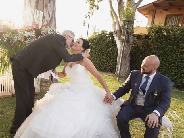 La boda de Jose y Jordana en El Palmar, Valencia 38