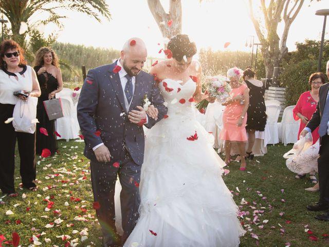 La boda de Jose y Jordana en El Palmar, Valencia 44