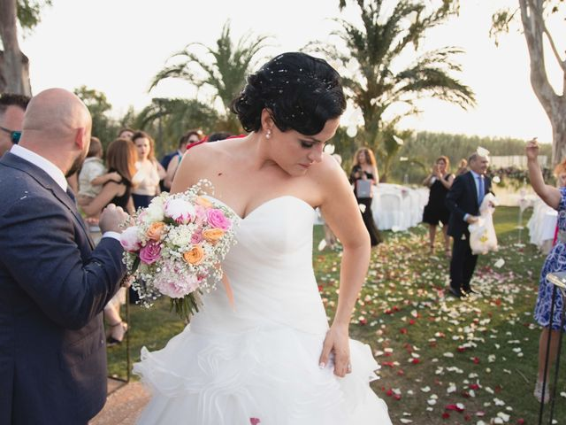 La boda de Jose y Jordana en El Palmar, Valencia 45