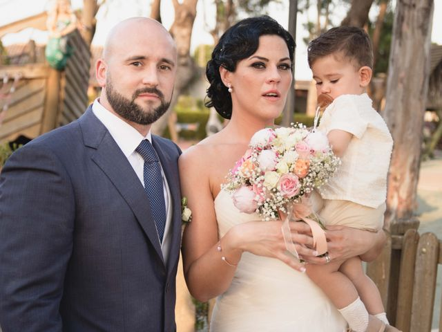 La boda de Jose y Jordana en El Palmar, Valencia 46