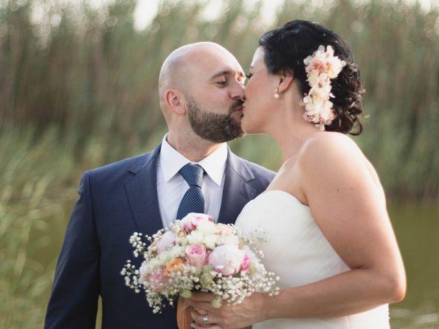 La boda de Jose y Jordana en El Palmar, Valencia 48