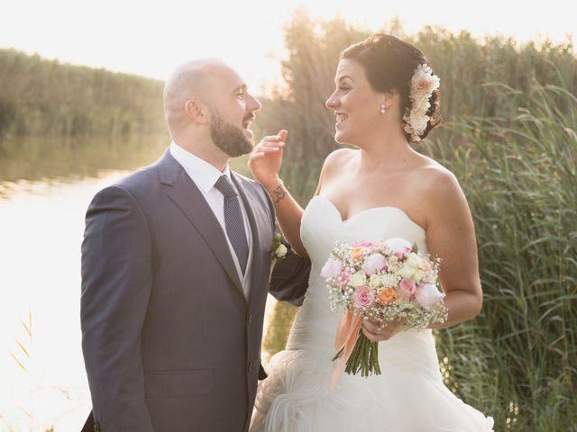 La boda de Jose y Jordana en El Palmar, Valencia 49