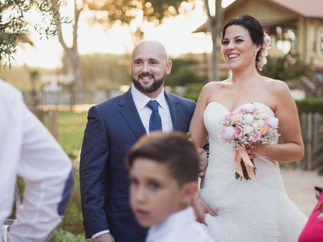 La boda de Jose y Jordana en El Palmar, Valencia 51