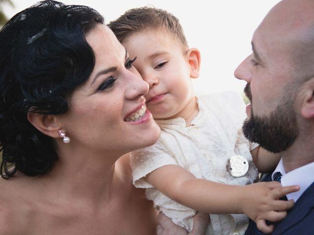La boda de Jose y Jordana en El Palmar, Valencia 52