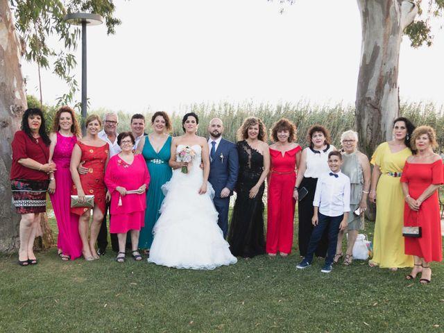 La boda de Jose y Jordana en El Palmar, Valencia 53