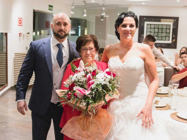 La boda de Jose y Jordana en El Palmar, Valencia 58