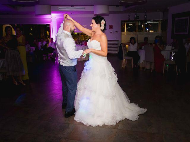 La boda de Jose y Jordana en El Palmar, Valencia 66