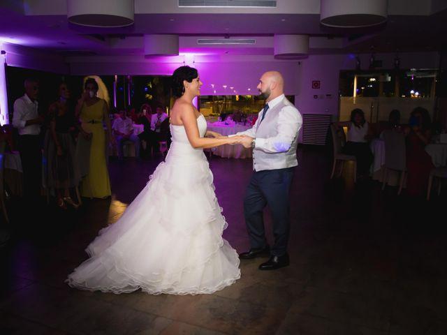 La boda de Jose y Jordana en El Palmar, Valencia 67