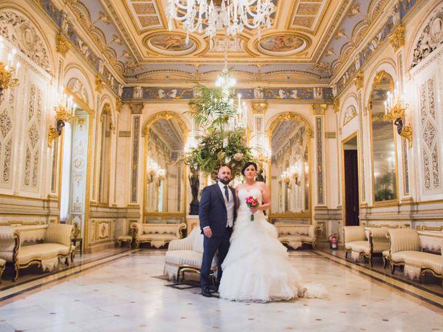 La boda de Jose y Jordana en El Palmar, Valencia 71