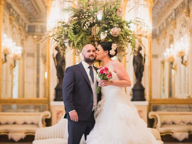 La boda de Jose y Jordana en El Palmar, Valencia 1