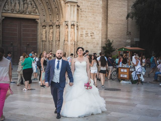 La boda de Jose y Jordana en El Palmar, Valencia 75