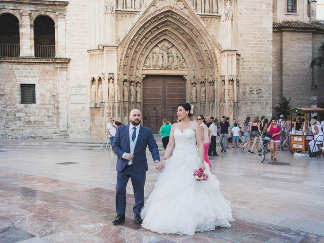 La boda de Jose y Jordana en El Palmar, Valencia 76