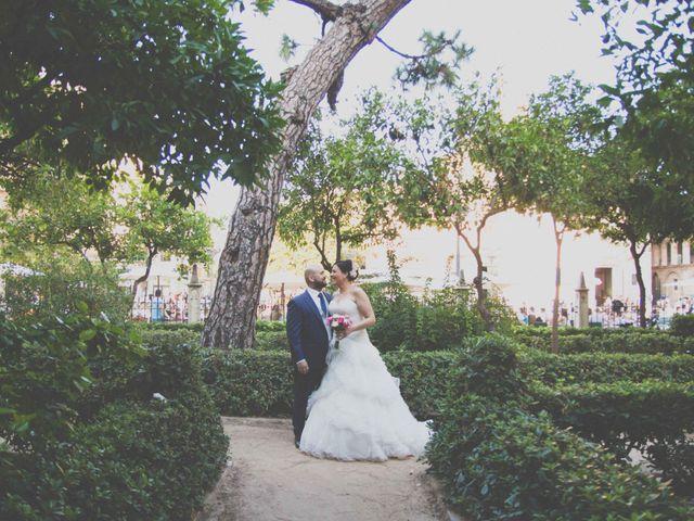 La boda de Jose y Jordana en El Palmar, Valencia 77