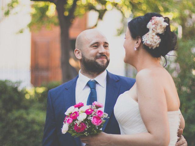 La boda de Jose y Jordana en El Palmar, Valencia 79