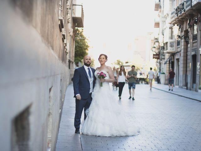 La boda de Jose y Jordana en El Palmar, Valencia 80