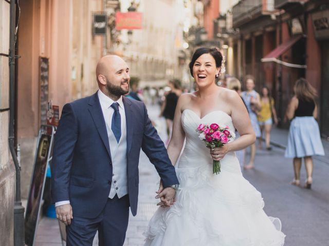 La boda de Jose y Jordana en El Palmar, Valencia 81
