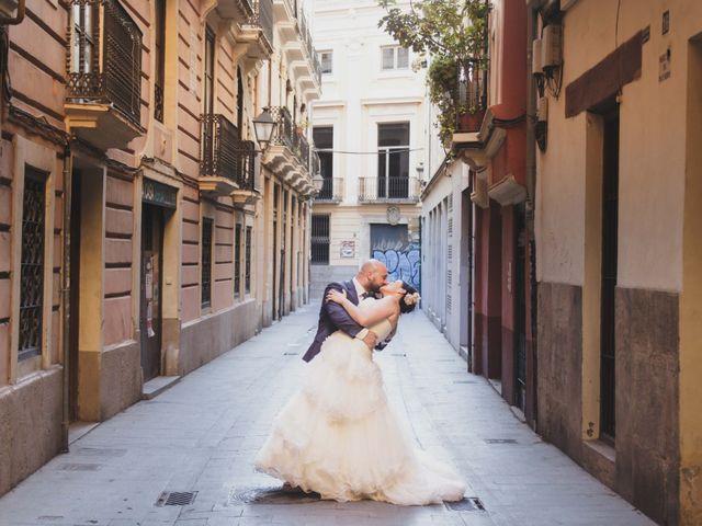 La boda de Jose y Jordana en El Palmar, Valencia 82