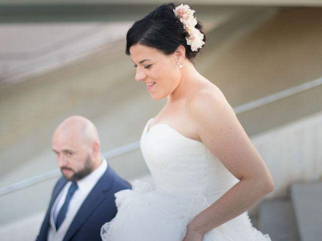 La boda de Jose y Jordana en El Palmar, Valencia 86