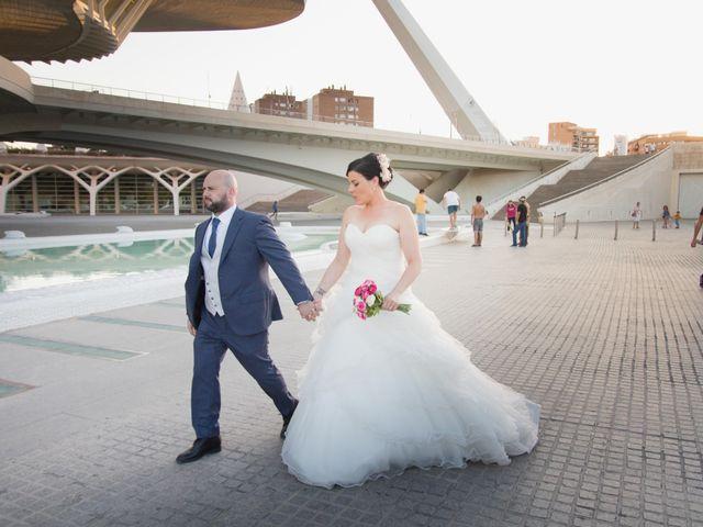La boda de Jose y Jordana en El Palmar, Valencia 87